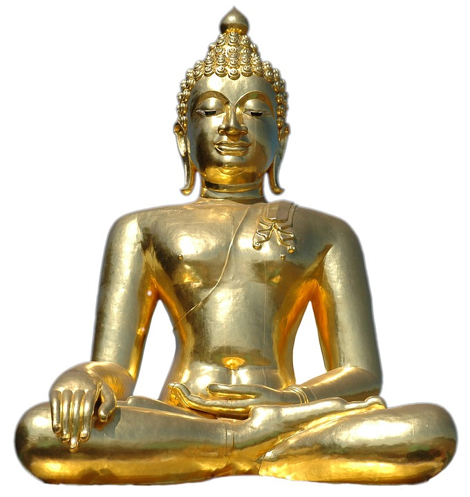 The Golden Buddhist